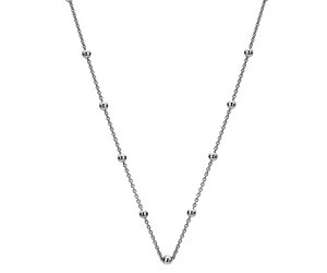 Stříbrný řetízek Hot Diamonds Emozioni Silver Cable with Ball Chain 30