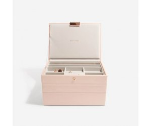Šperkovnice Stackers Blush Pink Classic Set